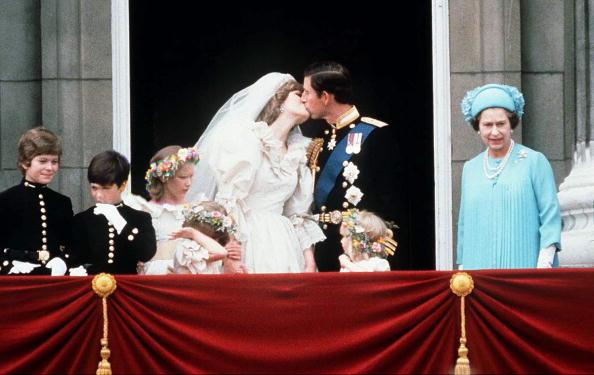 Свадьба принцессы Дианы и принца Чарльза, 1981
