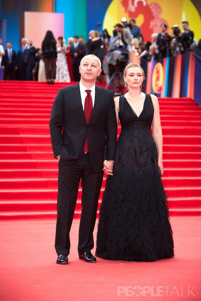 Арчил Головани  и Оксана Акиньшина