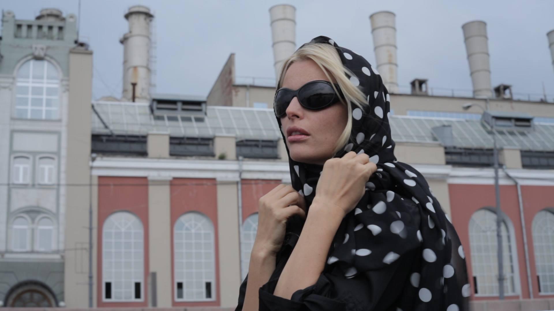 Анна Чурина в фильме «Потерянное отражение. Исповедь содержанки»