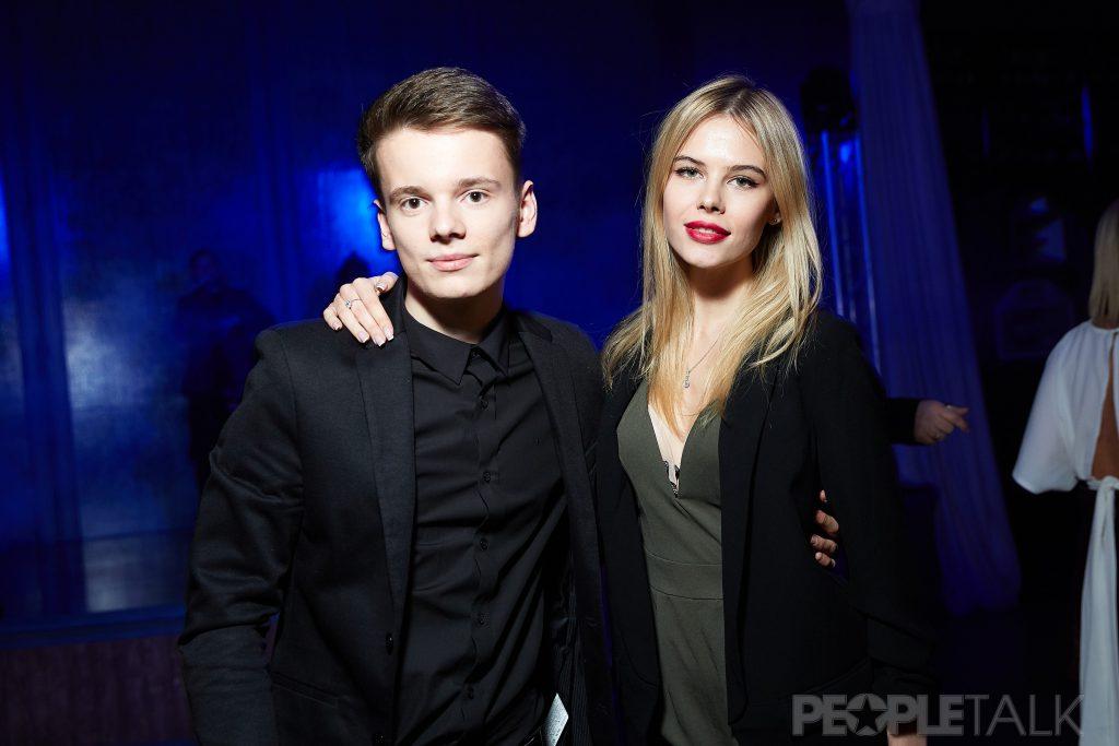 Арсений шульгин и его девушка Анна