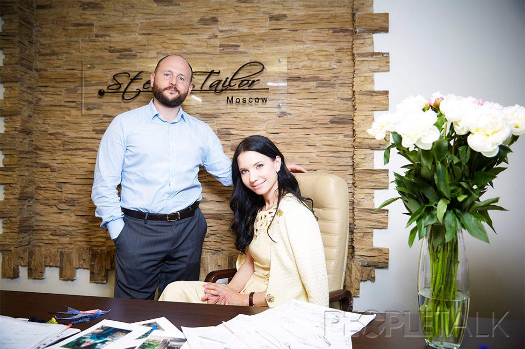 Андрей и Тамила Степичевы