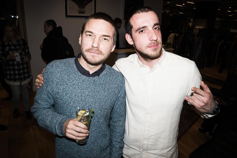 Андрей Молчанов и Павел Вардишвили