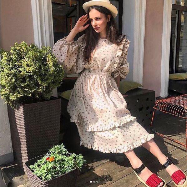 Платье, 12600 руб.