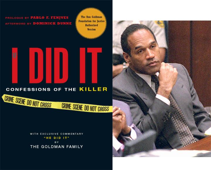 О. Джей Симпсон. «Если бы я сделал это: признания убийцы»