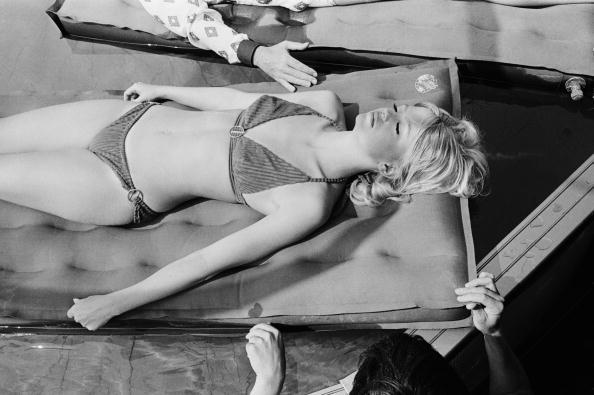 Голди Хоун в 1970 году