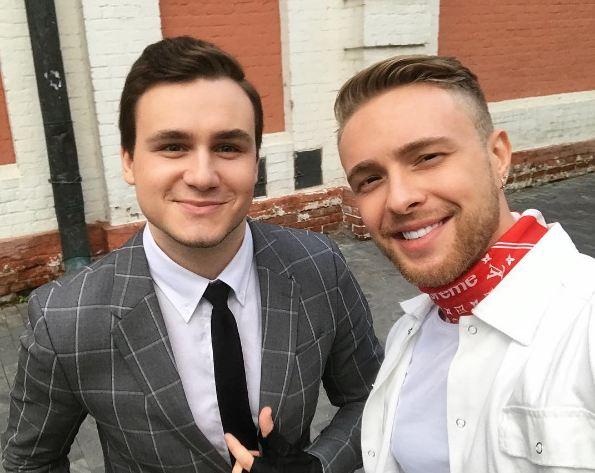 Егор Крид и Николай Соболев