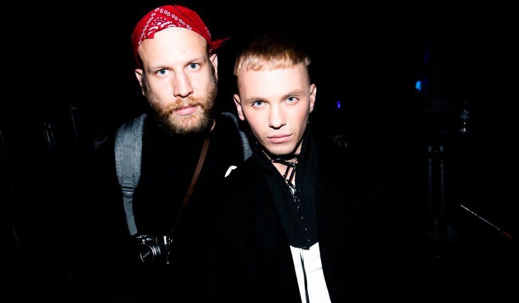 Иван Дорн и Constantine