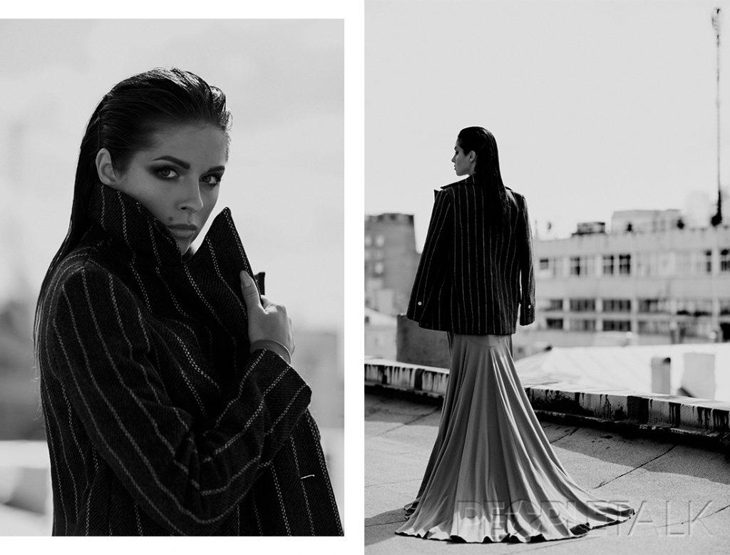 Жакет, Форма; платье, CHAPURIN