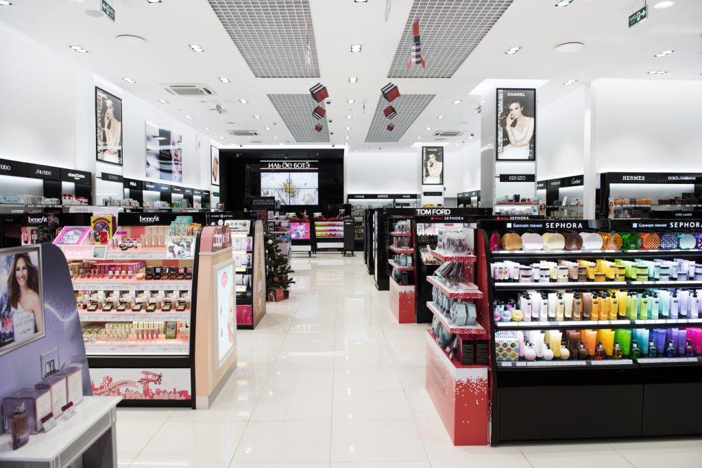 решения для планирования промоакций в сети магазинов парфюмерии и косметики ИЛЬ ДЕ БОТЭ