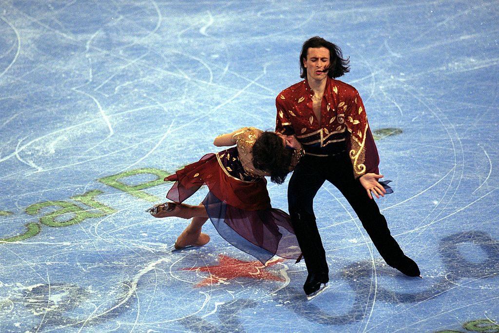 Ирина Лобачева и Илья Авербух (1999)