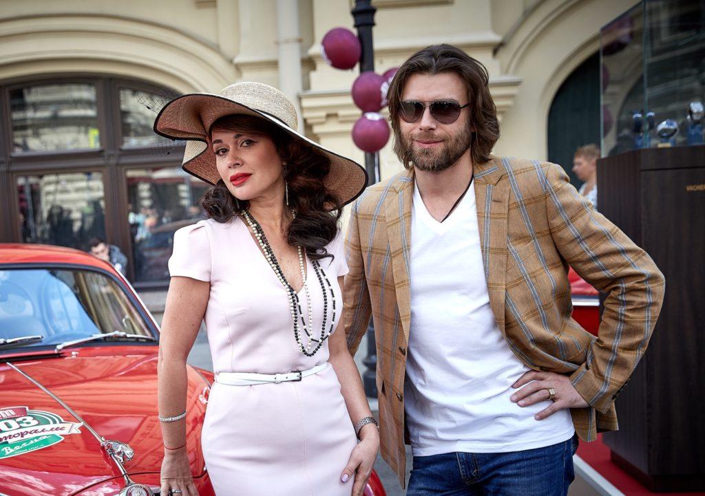 Анастасия Заворотнюк и Петр Чернышёв