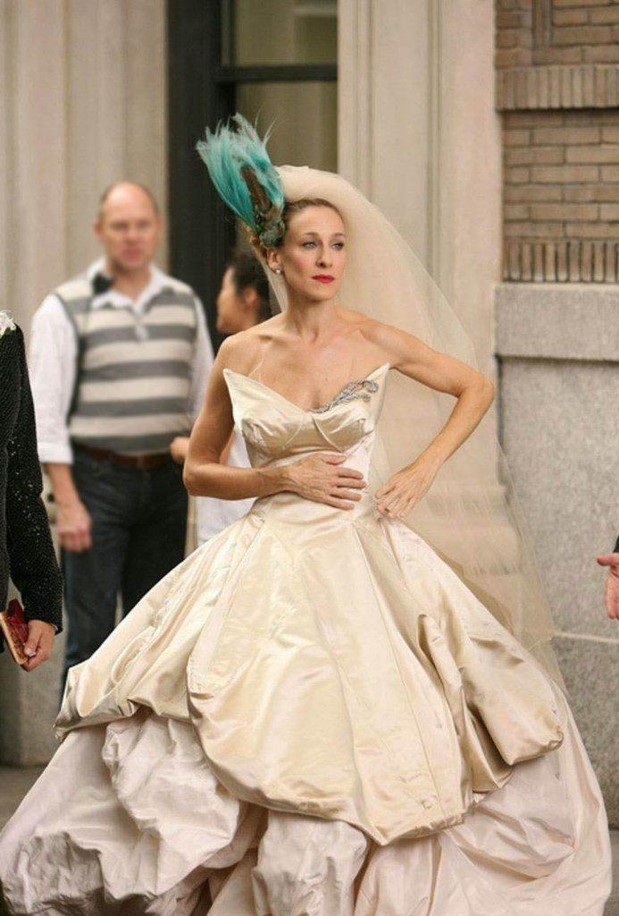 6c429f90546 Самые красивые свадебные платья из фильмов и сериалов на PEOPLETALK