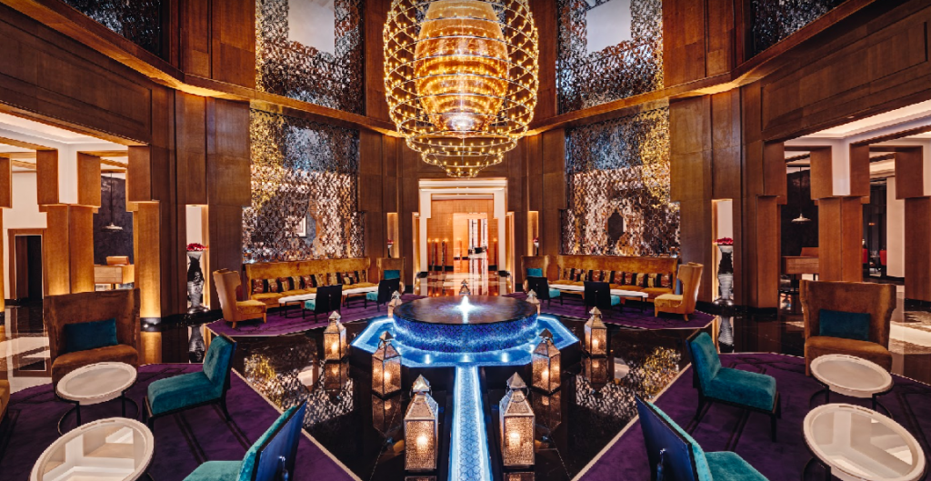 Mövenpick Hotel Mansour Eddahbi Почему ты хотя бы раз в жизни должна побывать в Марокко? Почему ты хотя бы раз в жизни должна побывать в Марокко? Snimok yekrana 2017 07 06 v 12