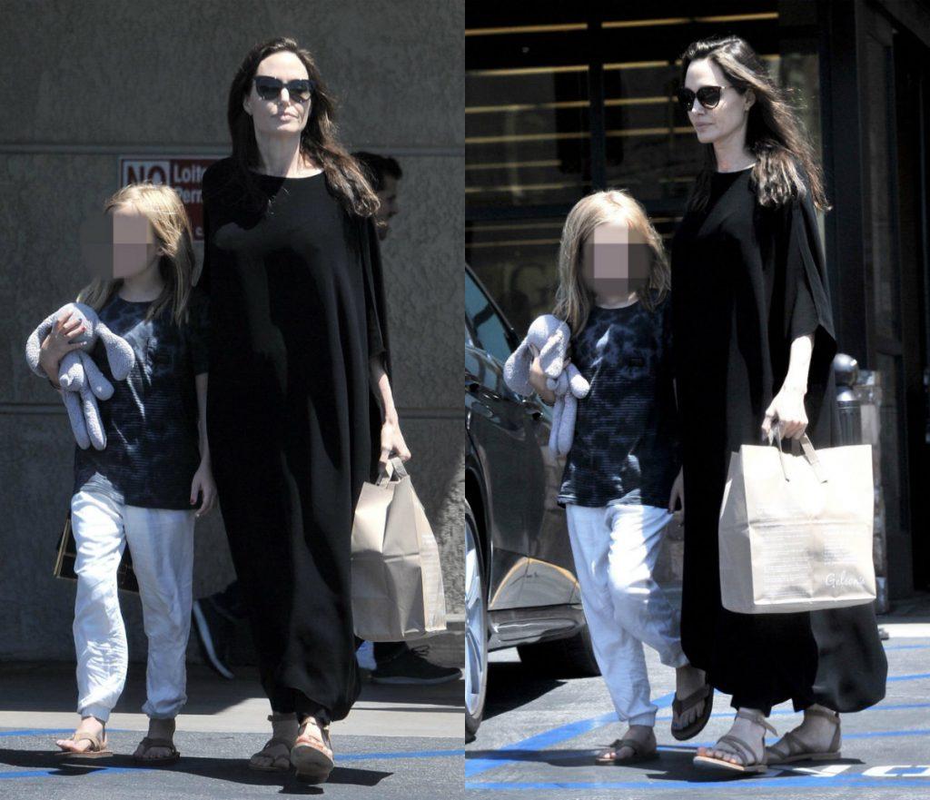 Анджелина Джоли и Вивьен