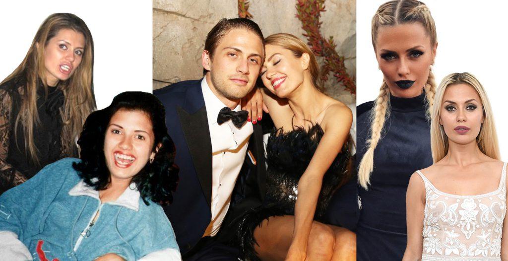 Виктория Боня с бывшим женихом Алексом Смерфитом