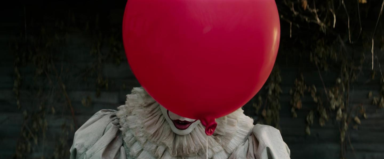 Кадр из трейлера фильма «Оно»