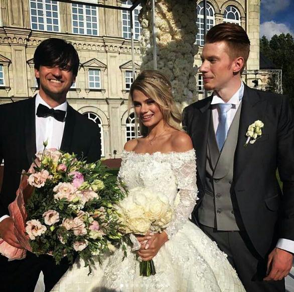 Дмитрий Колдун, Алена Краснова и Никита Пресняков