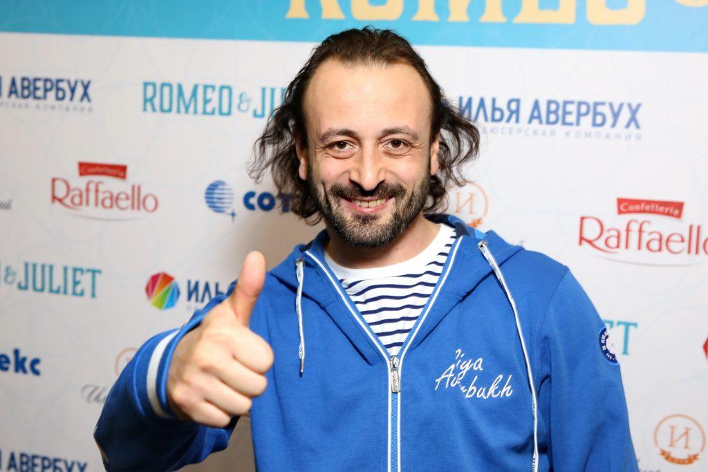 Илья Авербух