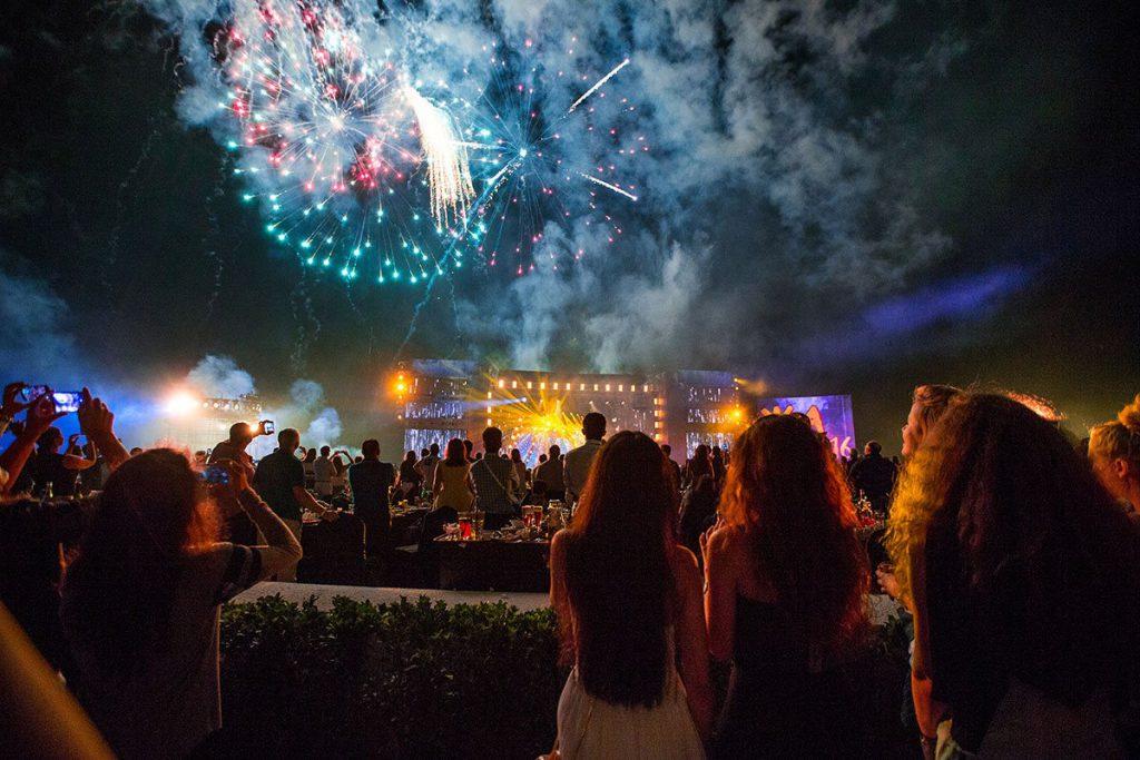 Баку фестиваль 2017