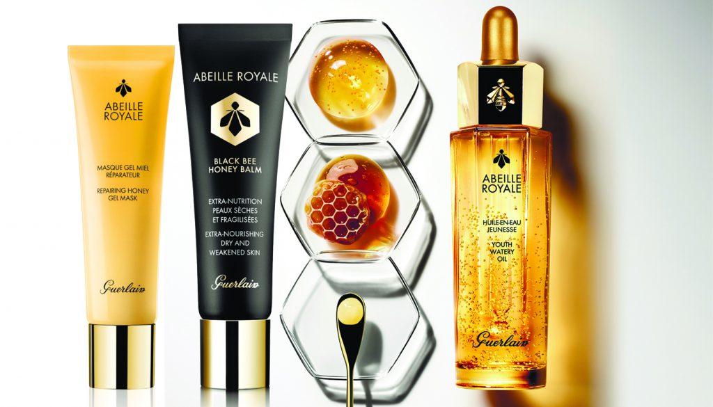 Коллекция средств для ухода за кожей Abeille Royale, Guerlain