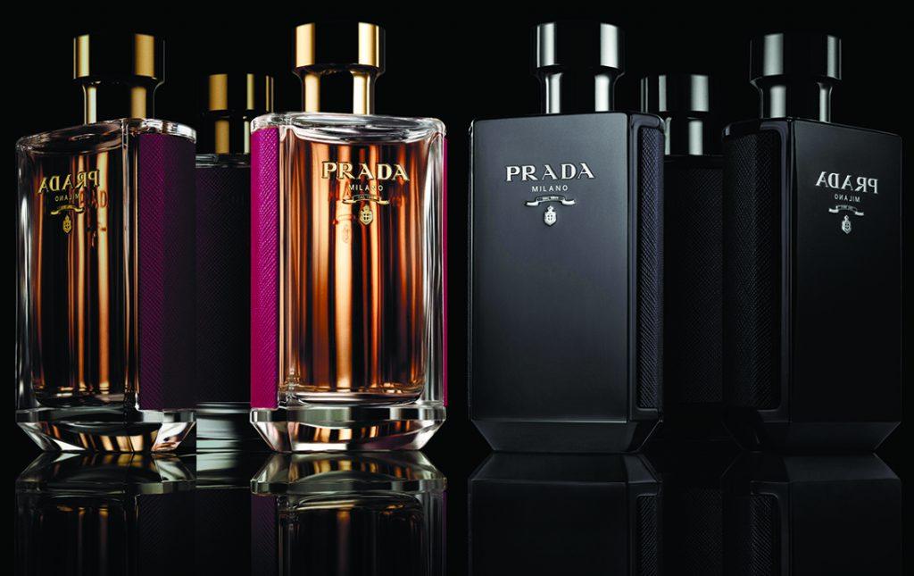 Коллекция ароматов La Femme Prada Intense и L'Homme Prada Intense