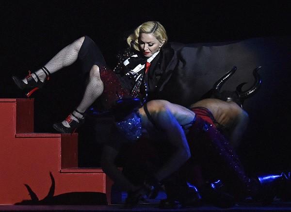 Мадонна, 2015