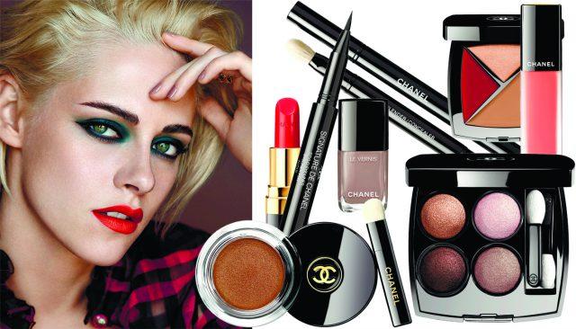 Коллекция макияжа осень-зима 2017 Travel Diary Collection, Chanel