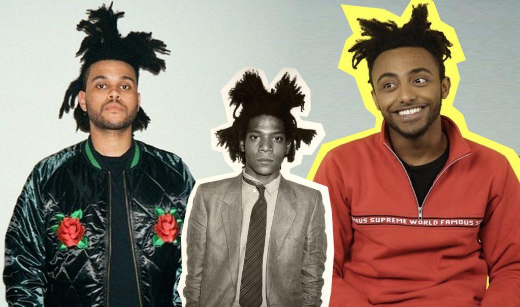 The Weeknd, Жан-Мишель Баския, Амине