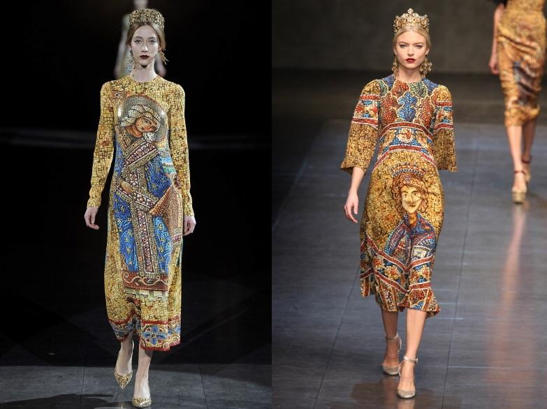 Dolce & Gabbana, 2013 год