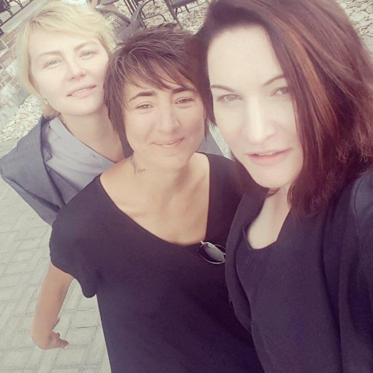 Рената Литвинова, Земфира, Хибла Герзмава