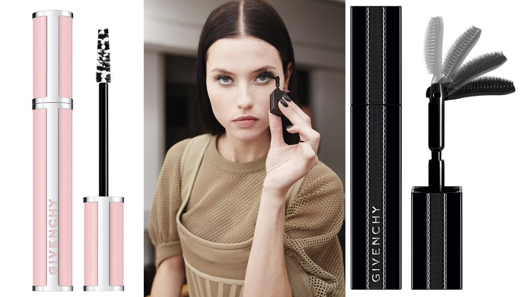 Тушь Noir Interdit и база для туши Base Mascara Perfecto, Givenchy