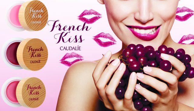Бальзамы для губ French Kiss, Caudalie