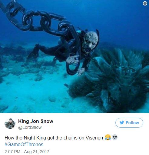 Как Ночной Король доставал Дракариса