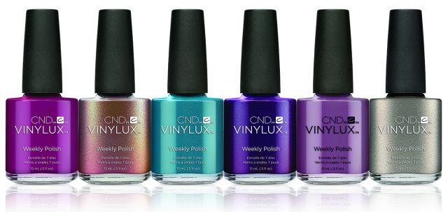 Осенняя коллекция лаков для ногтей Nightspell, CND