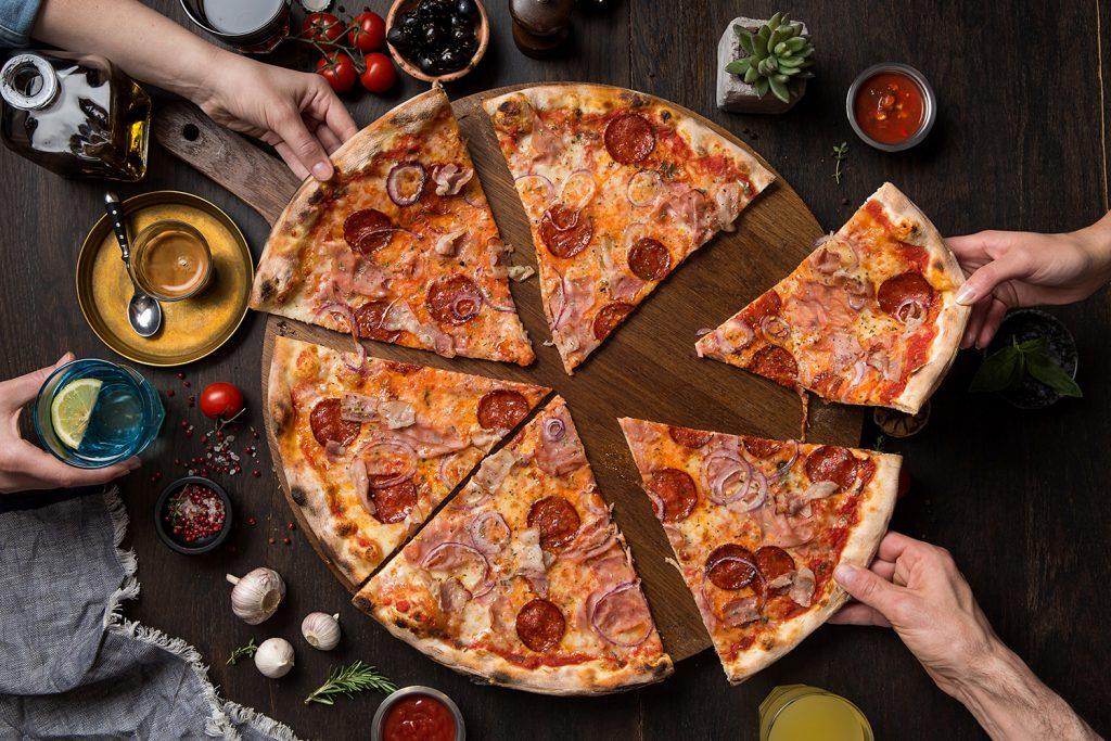 Самая вкусная пицца в Москве: топ-10 заведений с вкусной пиццей на PEOPLETALK