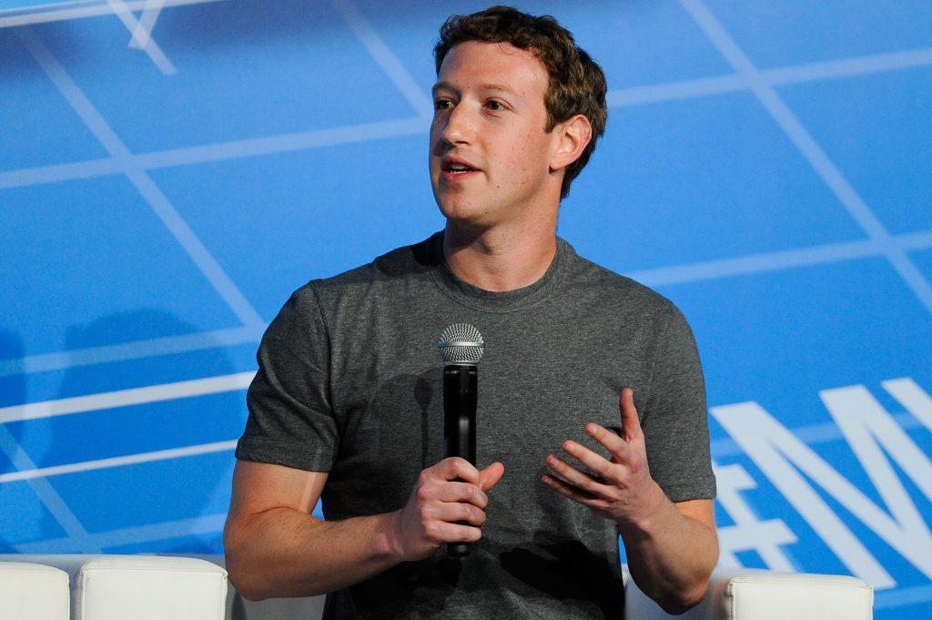 Марк Цукерберг (Фото: David Ramos/Getty Images)
