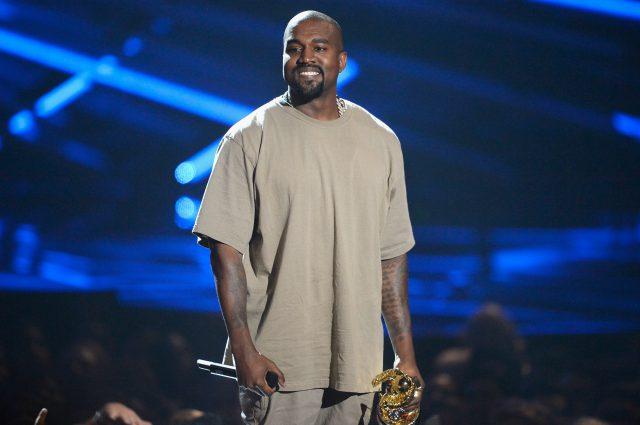 Канье Уэст на MTV VMA 2015