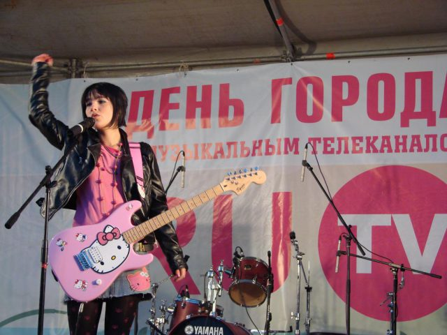 Анна Куликова