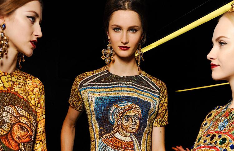 Dolce & Gabbana, 2007 год