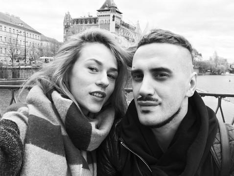 Екатерина Иванчикова и Леонид Терещенко