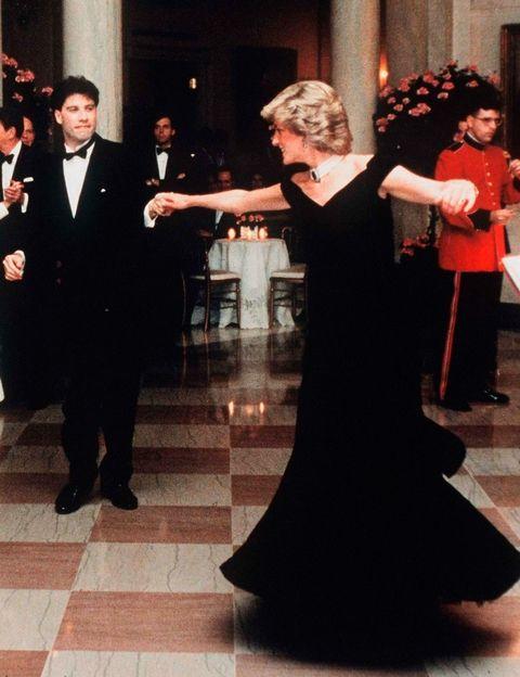 Принцесса Диана в платье Victor Edelstein, $308,902