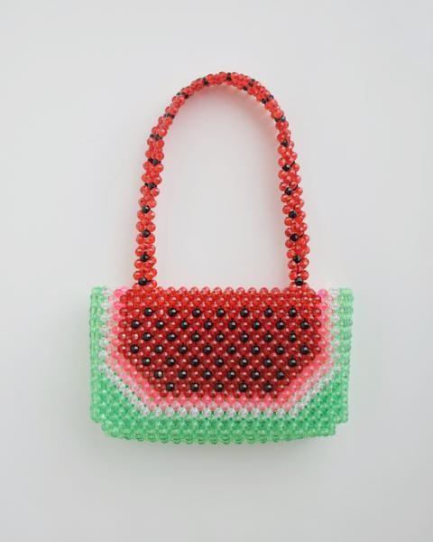 Susan Alexandra Watermelon Dream Bag, $150