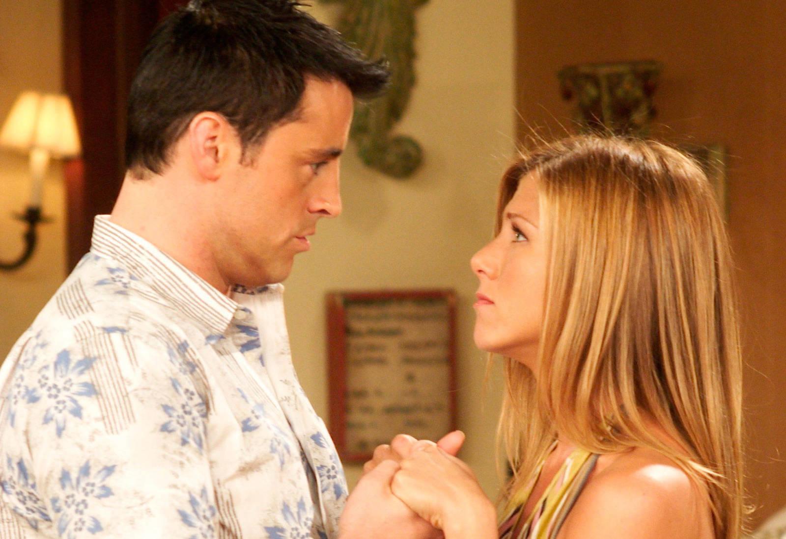 Рейчел и Джоуи