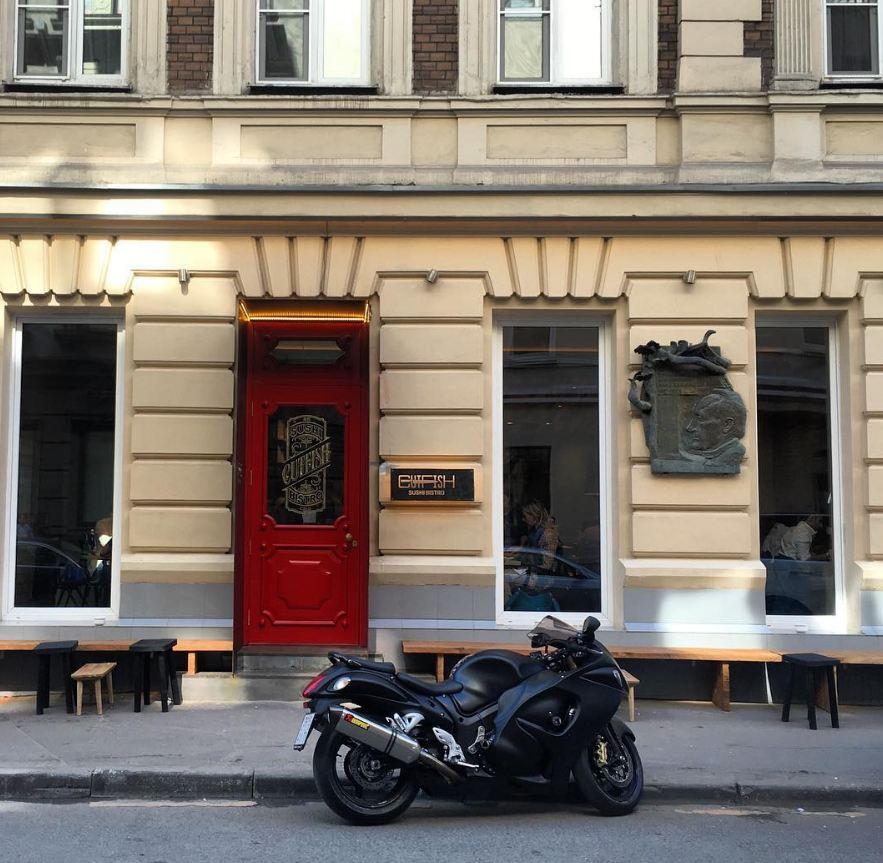 Рейтинг лучших ресторанов в районе Патриарших прудов