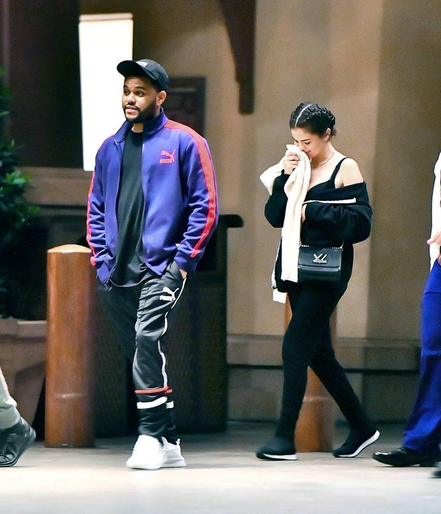The Weeknd и Селена Гомес - 22 августа
