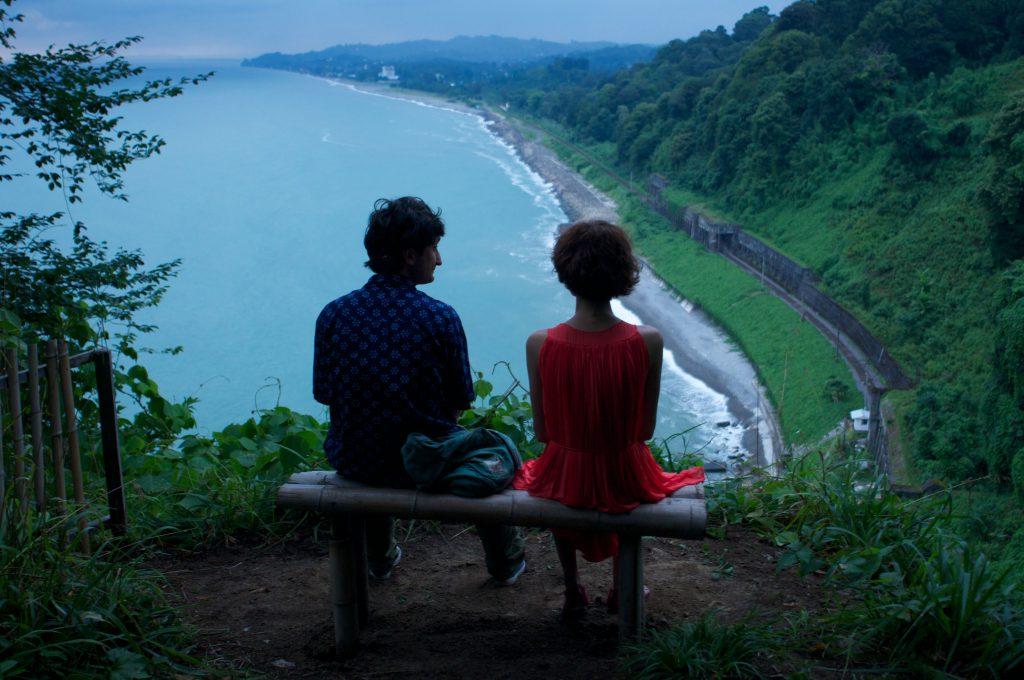 Кадр из фильма «Любовь с акцентом» (2012)