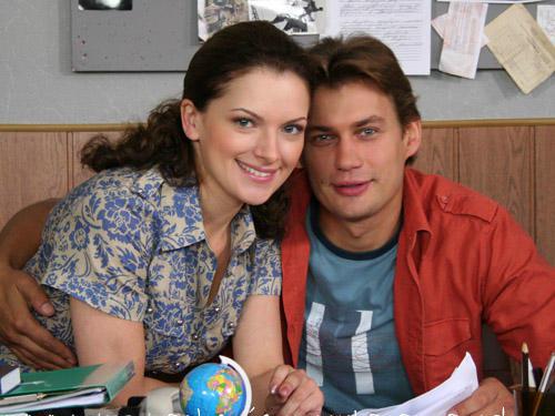 Наталья Юнникова и Александр Волков
