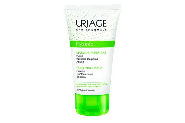 Очищающая маска Hyseac, Uriage