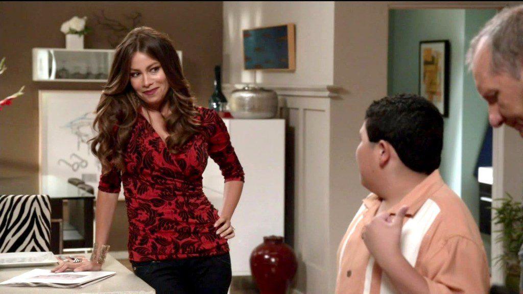 Кадр из сериала  «Американская семейка»