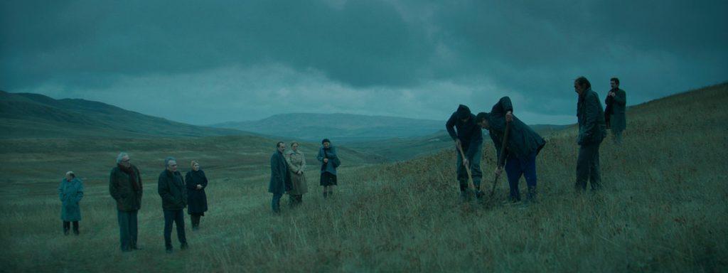 Кадр из фильма «Заложники» (2017)